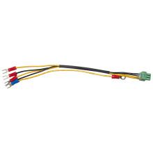 Conjunto de cable de terminal de pala con junta tórica
