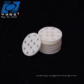 insulating customized white ceramic chip