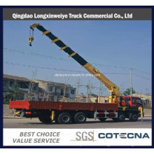 HOWO 6X4 16ton Straight Arm Truck Mounted Crane (SQ16SK3Q)