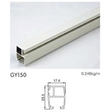 Aluminiumschiene für Schiebetüren
