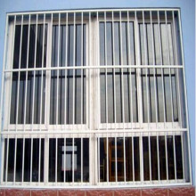 Steel Bar Grid Windows