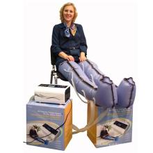 Electric air compression pressure leg massager/leg pain massager