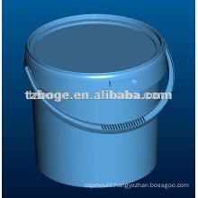 PP 10L paint bucket mould