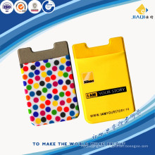 mobile phone card pouch