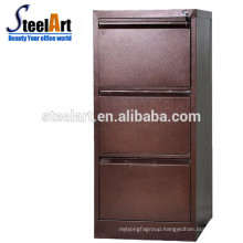 Metal Furniture index card file cabinet