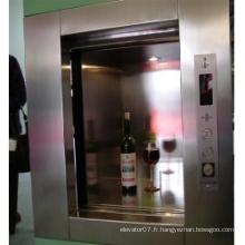 Machine sans engrenage pour ascenseur de service