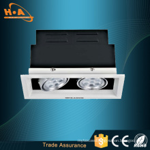 Dumb White 7wx2 LED Grille Light with Discount Price