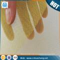 Tela filtrante de la malla de cobre del latón de la malla 75 de 200 micrones