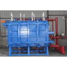 надежная формовочная машина для блоков EPS с воздушным охлаждением