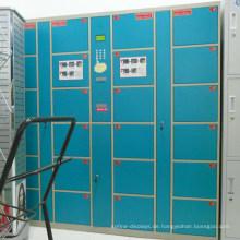 Supermarkt-Metall Digital Electronic Storage Locker
