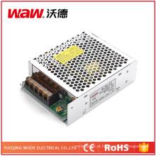 Fonte de alimentação do interruptor de 35W 24V 1.5A com proteção do curto-circuito
