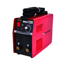 Hausschutz Schutzart IP21S Eingangsspannung AC220V 15% (V) DC Inverter ARC Schweißmaschine