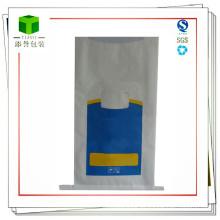 Bolsa de papel Kraft de costura inferior para aditivos alimentarios