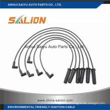 Cable de encendido / Cable de bujía para GM Buick Regal2.5 12173542