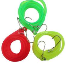 Elastic Rope with Plastic Hooks