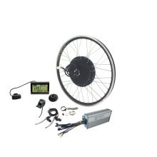 USA free shipping 48V 1200W e bike conversion kit with LCD3 Display