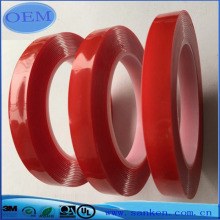 Adhesive Double Sided Pet Red Tape