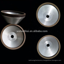 cup-sharp resin bond diamond grinding wheel