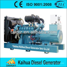 China hizo 350KW Doosan Daewoo Diesel Generator Sets
