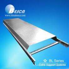 Escada de cabo galvanizado com capa exportador