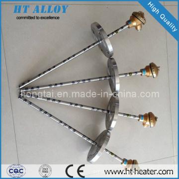 Capteur de type Thermocouple en acier inoxydable K Type