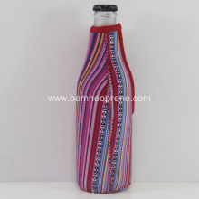 Customized New Arrival Neoprene Bottle Cooler Sleeves