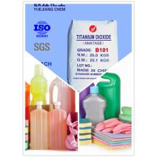 Detergent Grade TiO2 Titanium Dioxide (B101)