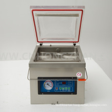 Dz300b Bank Table Top Vacuum Packing Machine for Cash