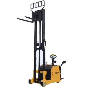 2 ton 6 meter manual hand stacker forklift