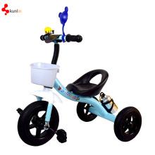 Triciclo de venda quente do caminhante do bebê 4 em 1 triciclo de criança