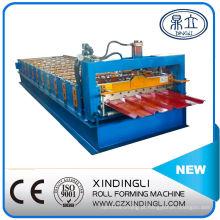 Máquina formadora de rolos de chapa de aço frio