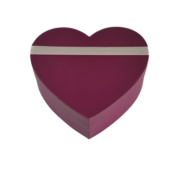 Partihandel Custom Hearted Shaped Gift Packaging Box