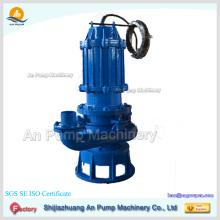Pompe de dragage de sable submersible résistant aux acides pour l'industrie minière