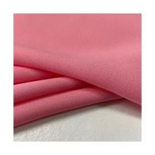 100% polyester plain woven 75D eco-friendly silk carrie chiffon fabric