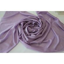 Moda Cachemira Color Púrpura