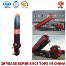 Single Acting Hydraulic Cylinder for Dump Truck/Trailer