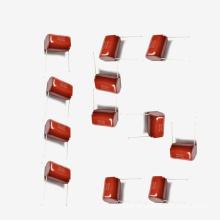 Metallisierter Polyesterfilm-Kondensator Mkt-Cl21 15UF 5% 100V für DC Pulsant