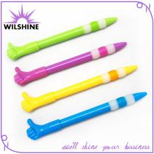 Plastic Thumb Finger Novelty Pen for Promotion (DP0519)