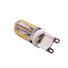 Qualität CE und ROHS keramische Unterseite G9 3000 Lumen führte Birnenlicht mit Silikonabdeckung, 3 Jahre Garantie