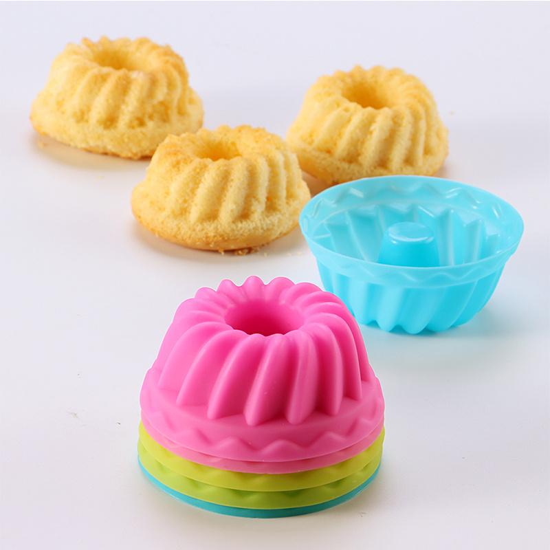 Silicone Muffin Cupcake For Bakeware