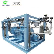 150nm3h Volume Flow Acétylène Diaphragme Compresseur de gaz