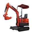 Minibagger 0.8 Xn08 Bagger Maschine Garten Bagger Made In China Mini Digger