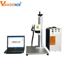 Machine d'inscription de laser de fibre de 20W Raycus