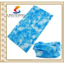 Cheap polyester multifunctional seamless neck tube bandana
