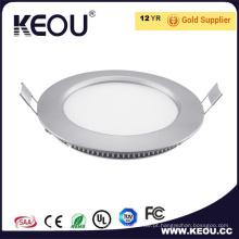Luz de painel magro do diodo emissor de luz da liga de alumínio de Ce / RoHS / SAA SMD2835