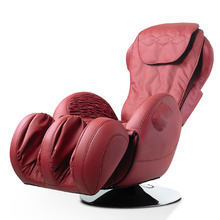 Casa de couro de luxo uso e cadeira de massagem de escritório