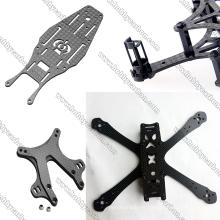 7.0x400x500mm Drone Parts Carbon Fiber Sheet