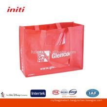 2016 OEM large nonwoven bag for supermarket