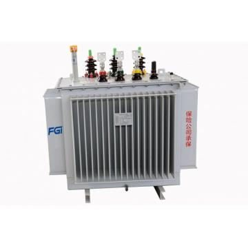 Penghematan Energi 3 Phase Power Transformer