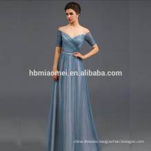 offshoulder formal dress corset waistband gowns evening dress